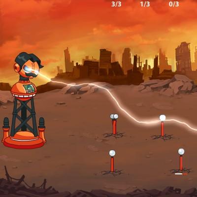 Гра Атака: Захист вежі Тесли 2
