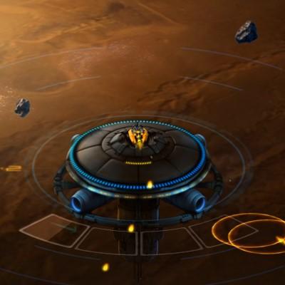 Гра Космічна Атака: Орбітальний Гвардія