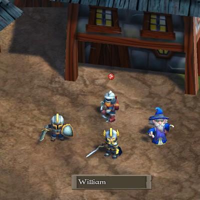 Гра Атака лицарів: Захоплення Фентезі замку