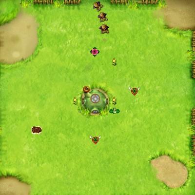 Гра Атака: Зелений Захисник флори