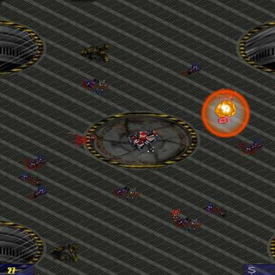Гра Старкрафт: Атака прибульців