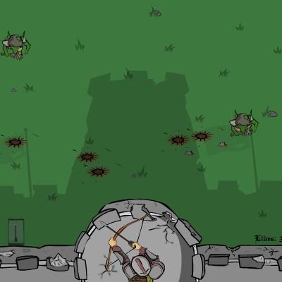 Гра Атака середньовічного замку: Натиск