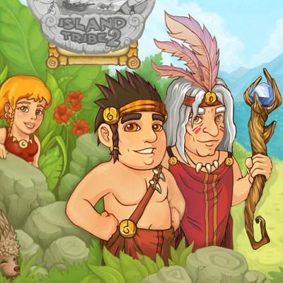 Гра Бізнес: Острівна Плем'я