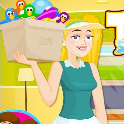 Гра Бізнес: Магазин іграшок