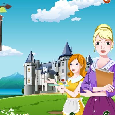 Гра Бізнес: Готель у замку