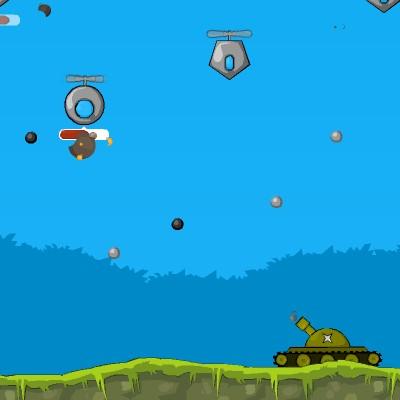 Гра Вертольоти проти танка