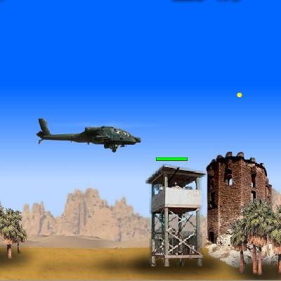 Вертоліт гра: Операція в пустелі