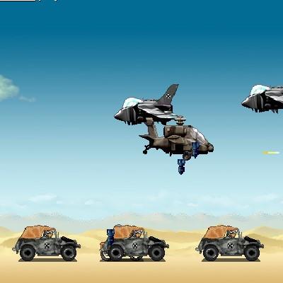 Вертоліт гра Стрілялка: Забійна місія