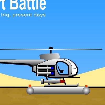 Вертоліт Гра: Місія Пустеля