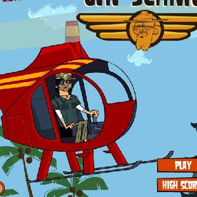 Гра політ на вертольоті