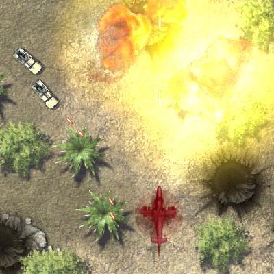 Вертоліт гра Стрілялка: Знищення ворога