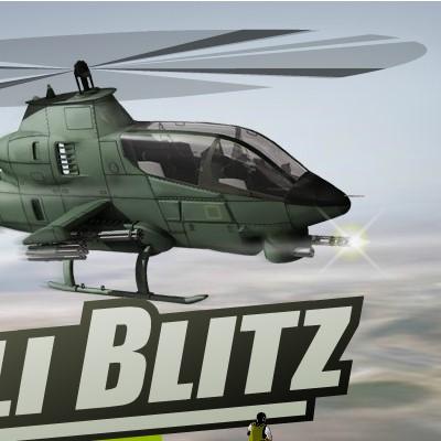 Вертоліт гра Стрілялка: В тилу ворога