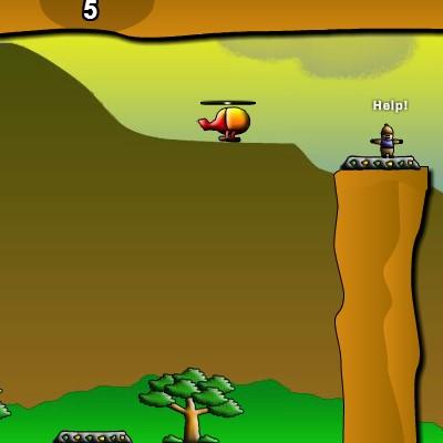 Гра Рятувальний Вертоліт