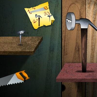 Гра втеча з кімнати: Пригода Цвяха