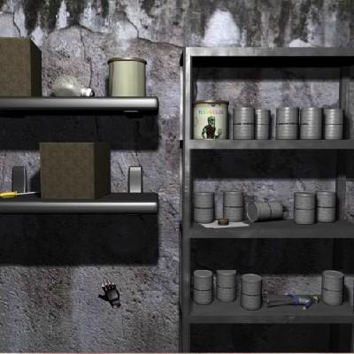 Гра Знайти Вихід з підземного коридора