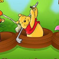 Гра Дісней: Вінні грає в гольф!
