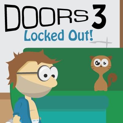 Гра Знайти Вихід: Замкнені двері 3