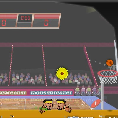 Гра Баскетбол Головами