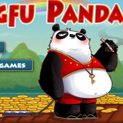 Гра для дітей: Кунг-Фу Панда