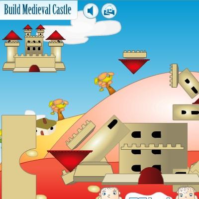 Гра для дітей: Будівництво Середньовічного Замку