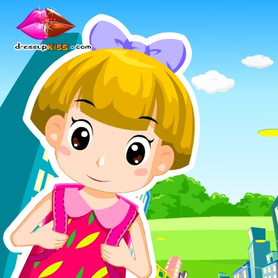 Гра для дітей: Пригоди перед школою