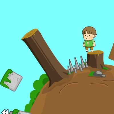 Гра для дітей: Пригода Гоу