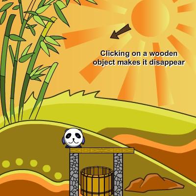 Гра для дітей: Порятунок Ведмедика