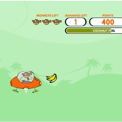 Гра для дітей: Посадка Мавпочки