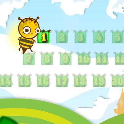 Гра для дітей: Медова країна
