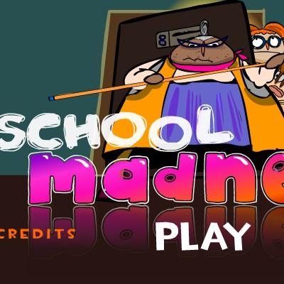 Гра для дітей: Дивна Школа