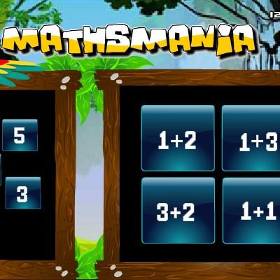 Гра для дітей: Математика