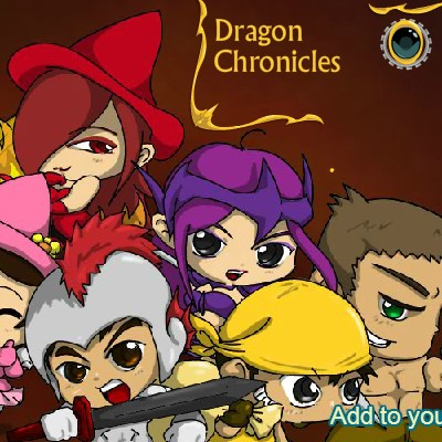 Гра для дітей: Драконьи Хроніки