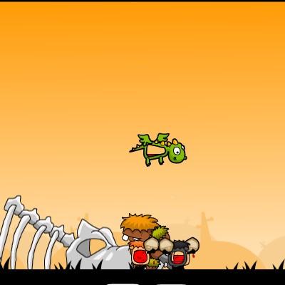 Гра літаючий Дракон Діно