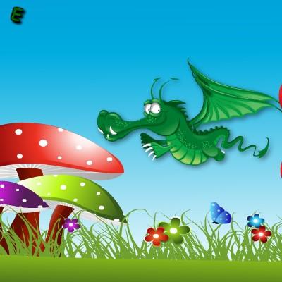Гра Зелений Дракон проти Комах
