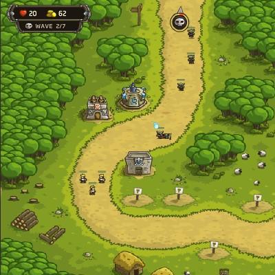 Гра Захист Королівства: Кінгдом Раш