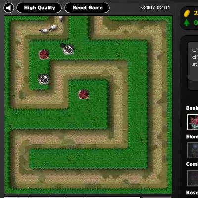 Гра Захист Бази: Варкрафт 3