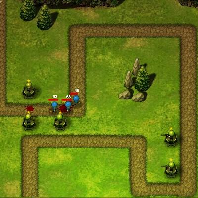 Гра Захист Вежі: Оборона Периметра