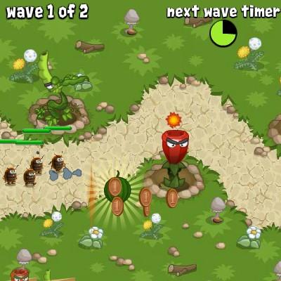 Гра Захист Саду 2