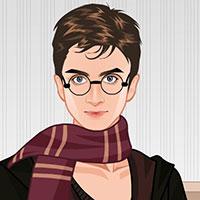 Гра Одягни Гаррі Поттера