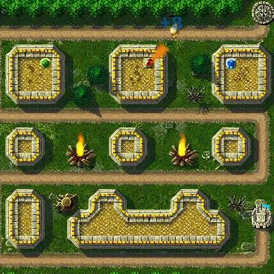 Гра Захист Середньовічного Замку