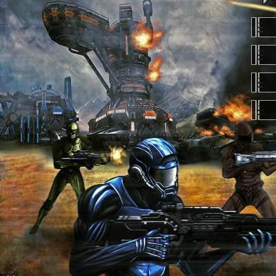 Гра Захисти Колонію: Битва За Омегу