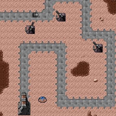 Гра Захист міні вежі