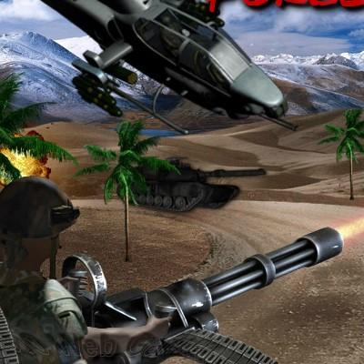 Гра Захист військової бази