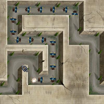 Гра Захист Бази: Війни зброй