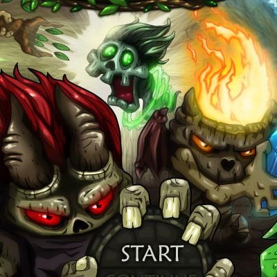 Гра Захист від монстрів: Зберігач Хащі 2