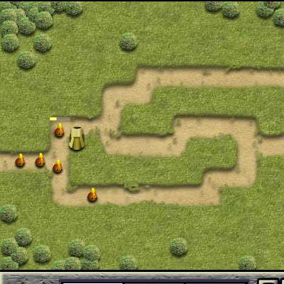 Гра Захист Замку: Східний острів