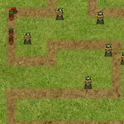 Гра Захист Замку: Поєдинок