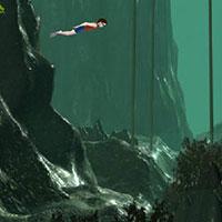 Гра Гаррі Поттер під водою