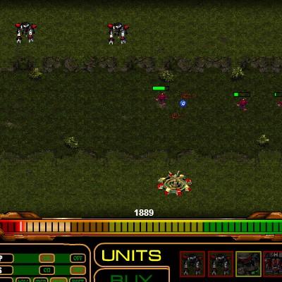 Гра Захист Замку: Старкрафт 3