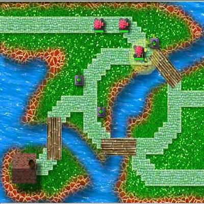 Гра Захист Земель Замку